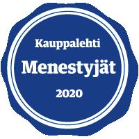 Kauppalehti Menestyjät 2020